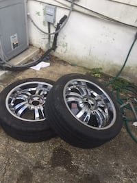 "20"" Rims Laurel"