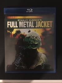 Full Metal Jacket Blu ray Film