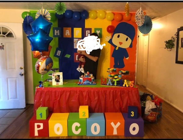 Pocoyo name for Birthday party 547d497b-feb1-4a28-b63d-660c83336437