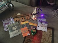 Lot of Halloween decorations, great for party!! Knoxville, 37918