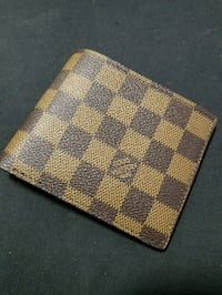 damier ebene Louis Vuitton wallet Surrey, V3S 3C1