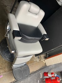 Barber chair booster seat for child