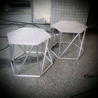 Pair of matching tables  Detroit, 48207