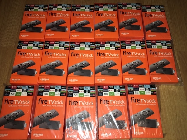 Amazon Fire Stick Fully Loaded Movies, Sports, PPV, Live TV!