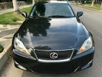 Runs_and_Drives_Like_New|Lexus - IS250 - 2007 Alexandria, 22315