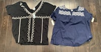 New with tags, 2 women's shirts  Vaughan, L6A 4L4