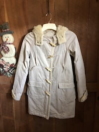 Women's Toggle Coat / Size 8 Germantown, 20874