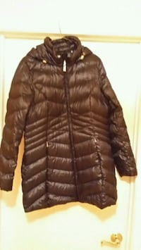 New! Size large Ellen Tracy down feather coat  Baltimore, 21244