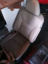 2011 Honda Accord seat's