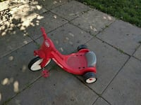 red Radio Flyer trike Edmonton, T5R 5W8