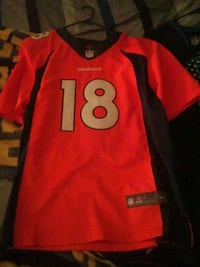 Peyton Manning Offical Jersey Brooklyn, 49230