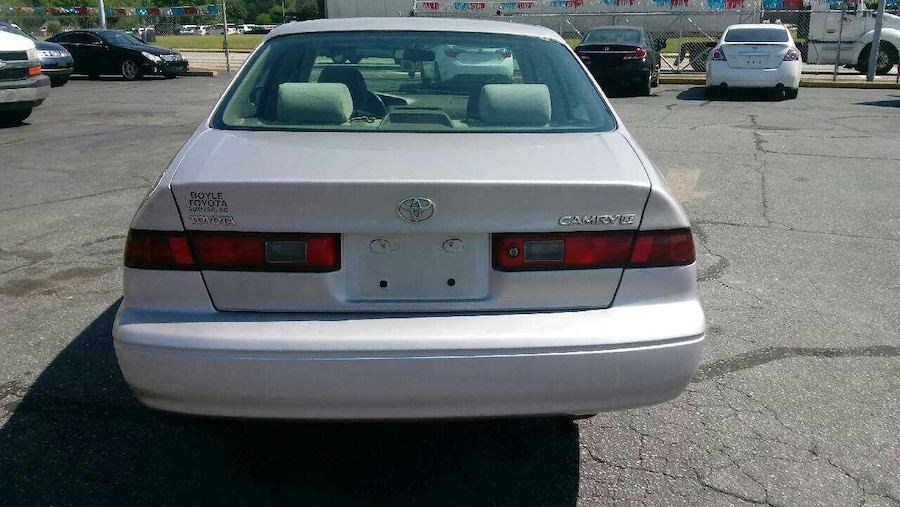 Used 1999 Toyota Camry In Greenville