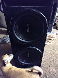 Kenwood Road Series 12in Subwoofers Las Vegas, 89148