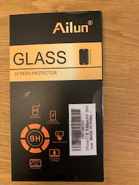 iPhone 7/8 plus glass screen protectors Vancouver, V6B 2T4