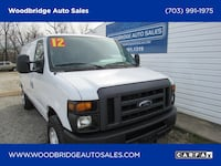2012 Ford Econoline Cargo Van E-250 Commercial Woodbridge