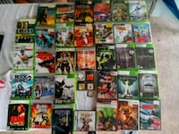Video games price to sell each game is $5 firm Belleview, 34420