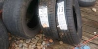 Selling 2 brand. New tires