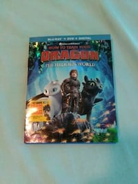 Brand new How to train your dragon dvd