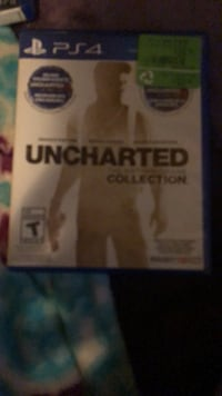 Sony PS3 Uncharted game case Abbotsford, V2S 3X1