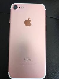 Iphone 7 32gb Unlocked Rose Gold Mint Condition Montréal