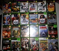 24 Original Xbox Games $5 each or 6 for $20 or ALL Edmonton, T5B 0E4