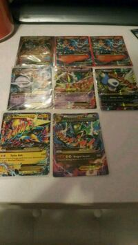 assorted Pokemon trading card collection Riverside, 92504