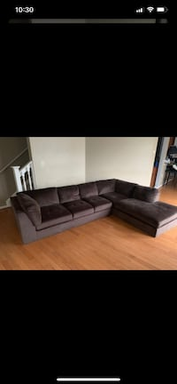 2 piece sectional sofa  Virginia Beach, 23464