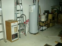 Dehumidifier a d two tall ladders, 8ft, 12ft West Bloomfield Township, 48322