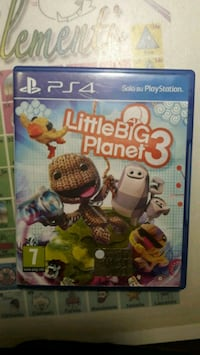 Little Big Planet 3 (ps4) Roma, 00118