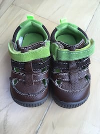 Brand new baby shoes size 5 溫哥華, V6E
