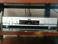 Grey DVD player and CD player Germantown, 20876