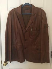 Genuine Leather Jacket (size 48)