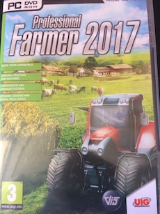 Professionnel agriculteur 2017 pc dvd rom