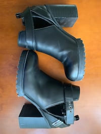Botines  pull and bear talla 40  Cox, 03350