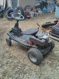 Riding mower parts or whole 1371 mi
