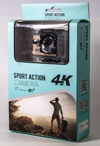 "2"" black sport action camera box Kitchener, N2C 2N8"