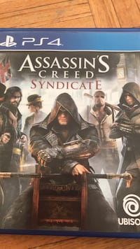 Assassin's creed syndicate ps4 game Montréal, H4M 2R1
