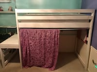 Solid Wood Loft Bed Springfield, 22153