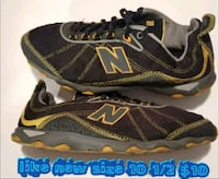 pair of brown-and-black New Balance shoes Las Vegas, 89169