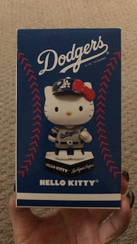 Dodger Hello Kitty Collectible Bobblehead 2013 Los Angeles, 91342