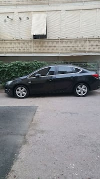 2012 Opel Astra HB 1.4 140 PS SPORT AT Istanbul