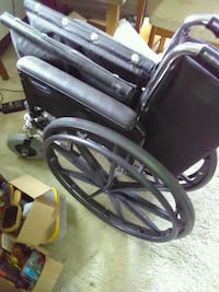 Invacare black wheelchair Uniondale, 11553