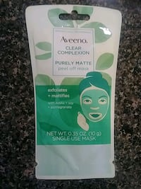 AVEENO FACE MASK District of Columbia