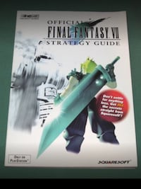 CLASSIC FINAL FANTASY VII STRATEGY GAME GUIDE . 3157 km