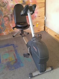 Pro stationary bike Oneida, 54155