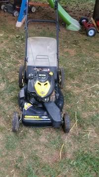 Used Brute  push mower - runs fine Leesburg, 20175