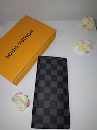 Damier graphite Louis Vuitton portefeuille