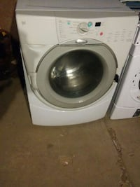 Whirlpool washer Super Capacity front loader