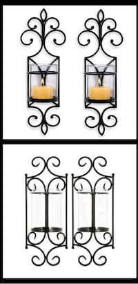 San Miguel- Original Design Set of 2 Wall Sconces  Leesburg, 20176