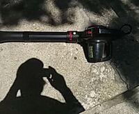 Very strong electric leaf blower $20  Groveport, 43125
